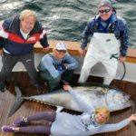 2019 - John Grunow and Family - Tuna