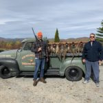 2019 - John & Bob Brainard - pheasant in NH