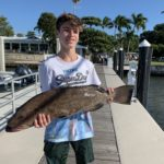 2019 - Mac Cardone - black grouper