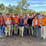 2020 - 10 Rod & Gun Members Quail hunting Gilchrist Hunt Club - Northern Florida