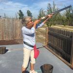 2021 - Mary Logan at Range - Wobble Trap