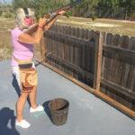 2021 - Toni Vreeland at Range - Wobble Trap