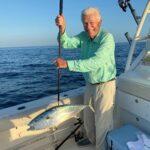 2021 - Charles V. Simms fishing on Reelin' in the Keys.